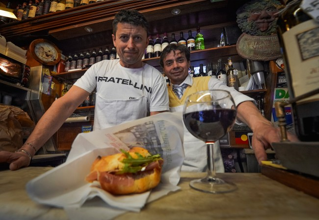 "Firenze ""street food"": l'arte del lampredotto"